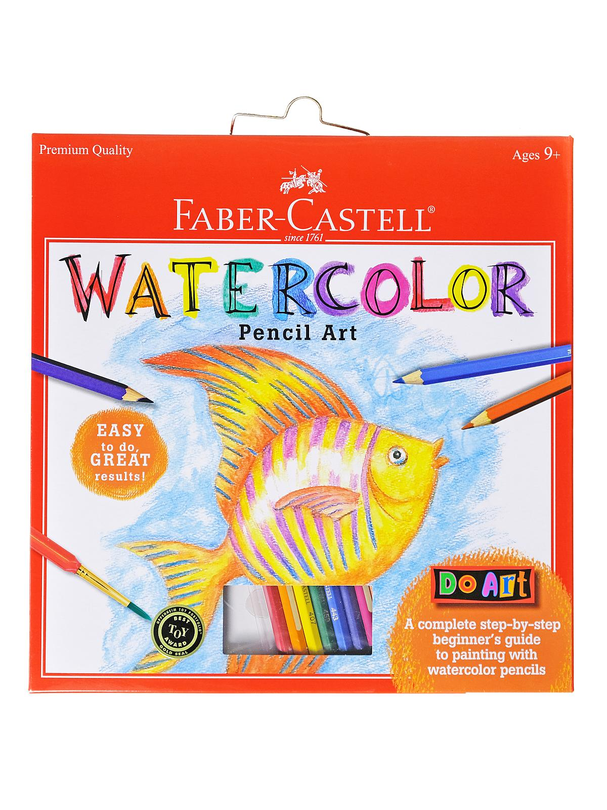 Do Art Watercolor Pencil Art Set