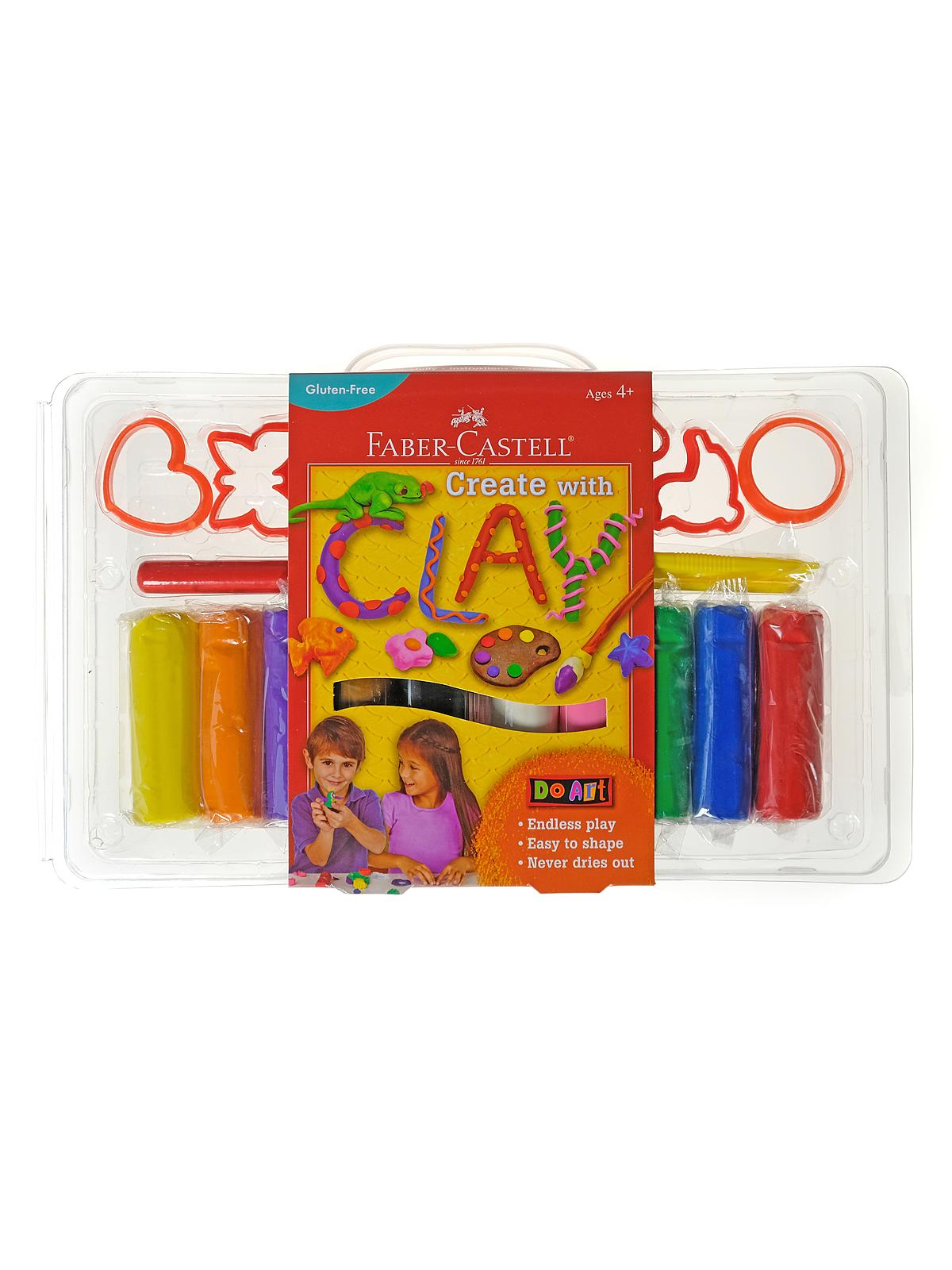Do Art Create with Clay Set