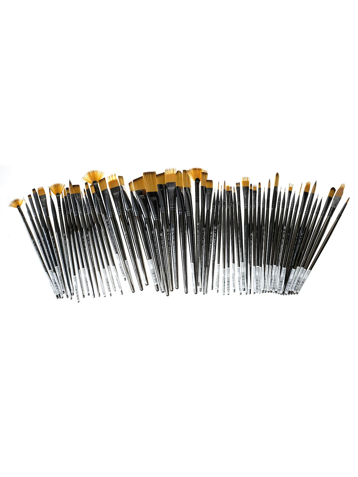 Royal & Langnickel - Zen Series 73 All Media Brushes