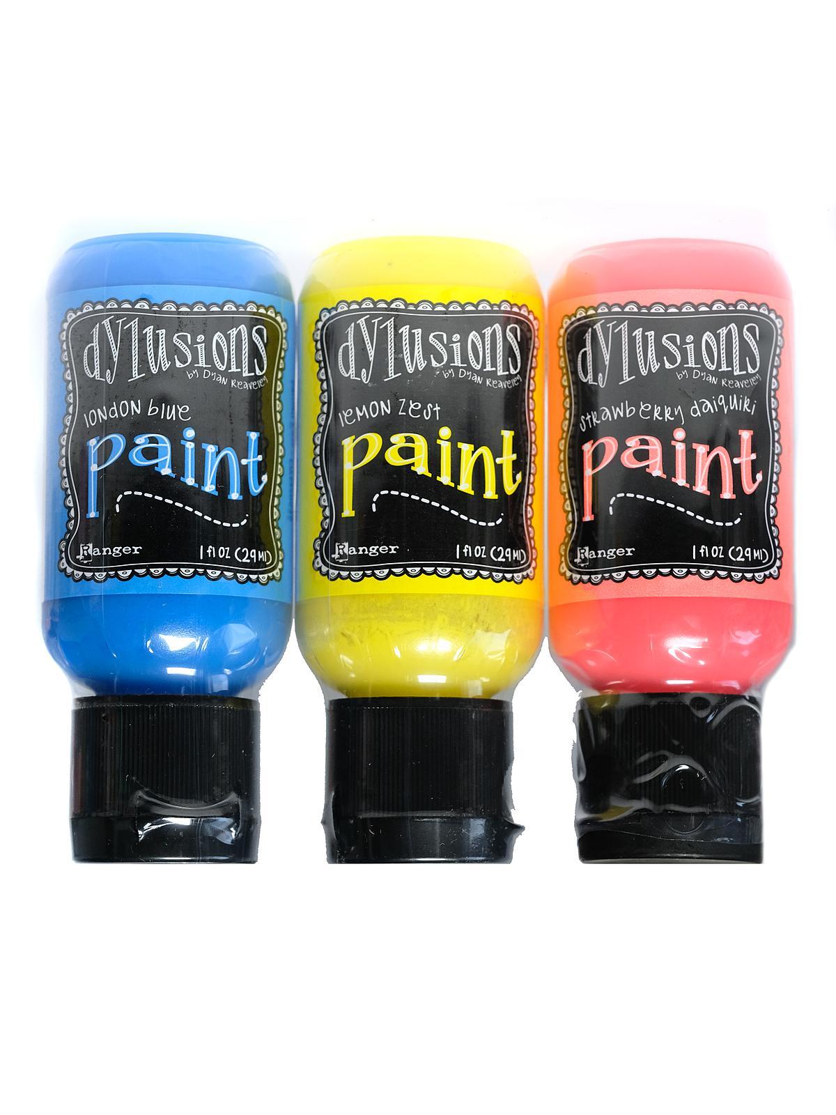 Ranger - Dylusions Flip Cap Paint