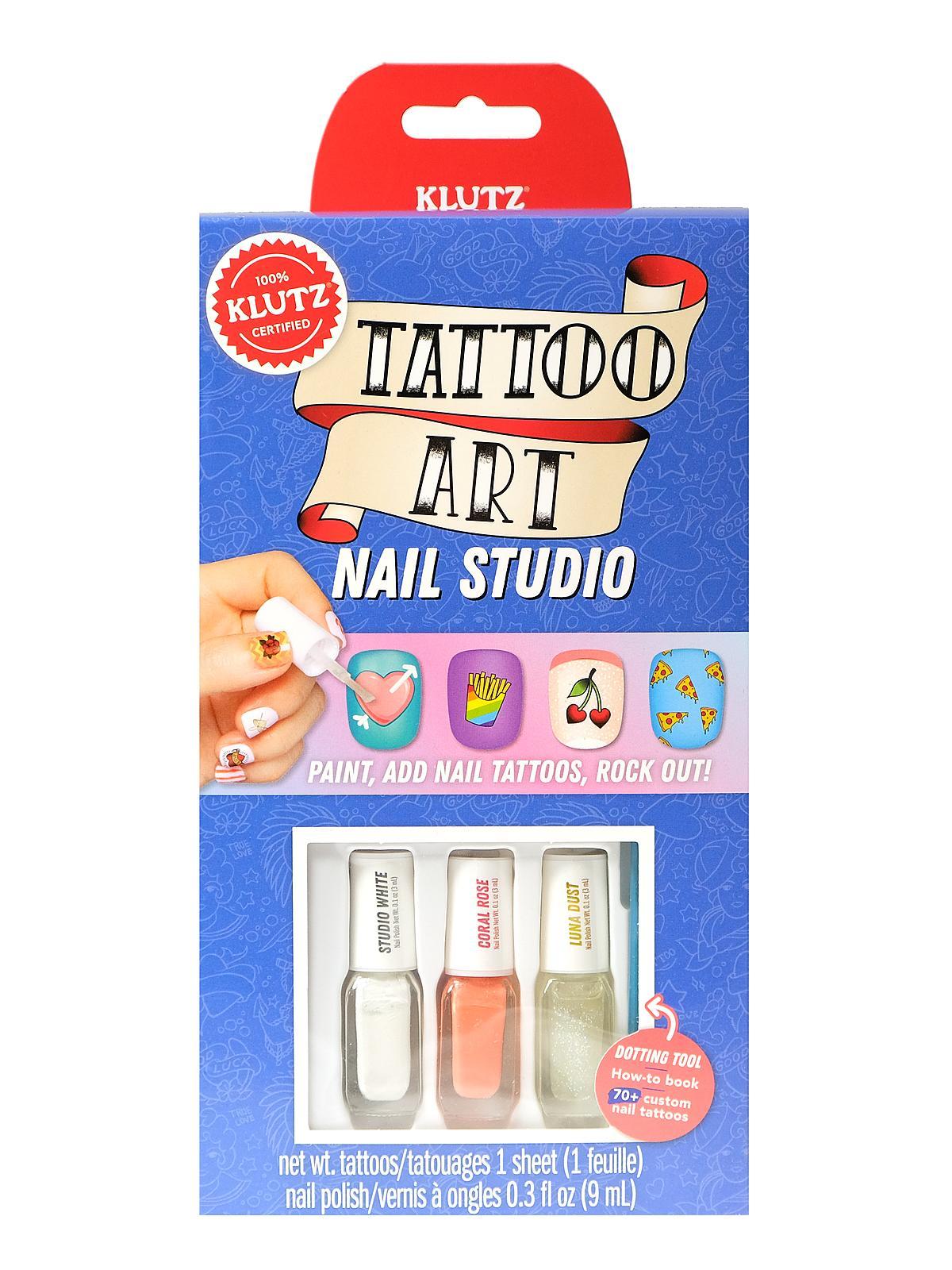 Klutz - Tattoo Art