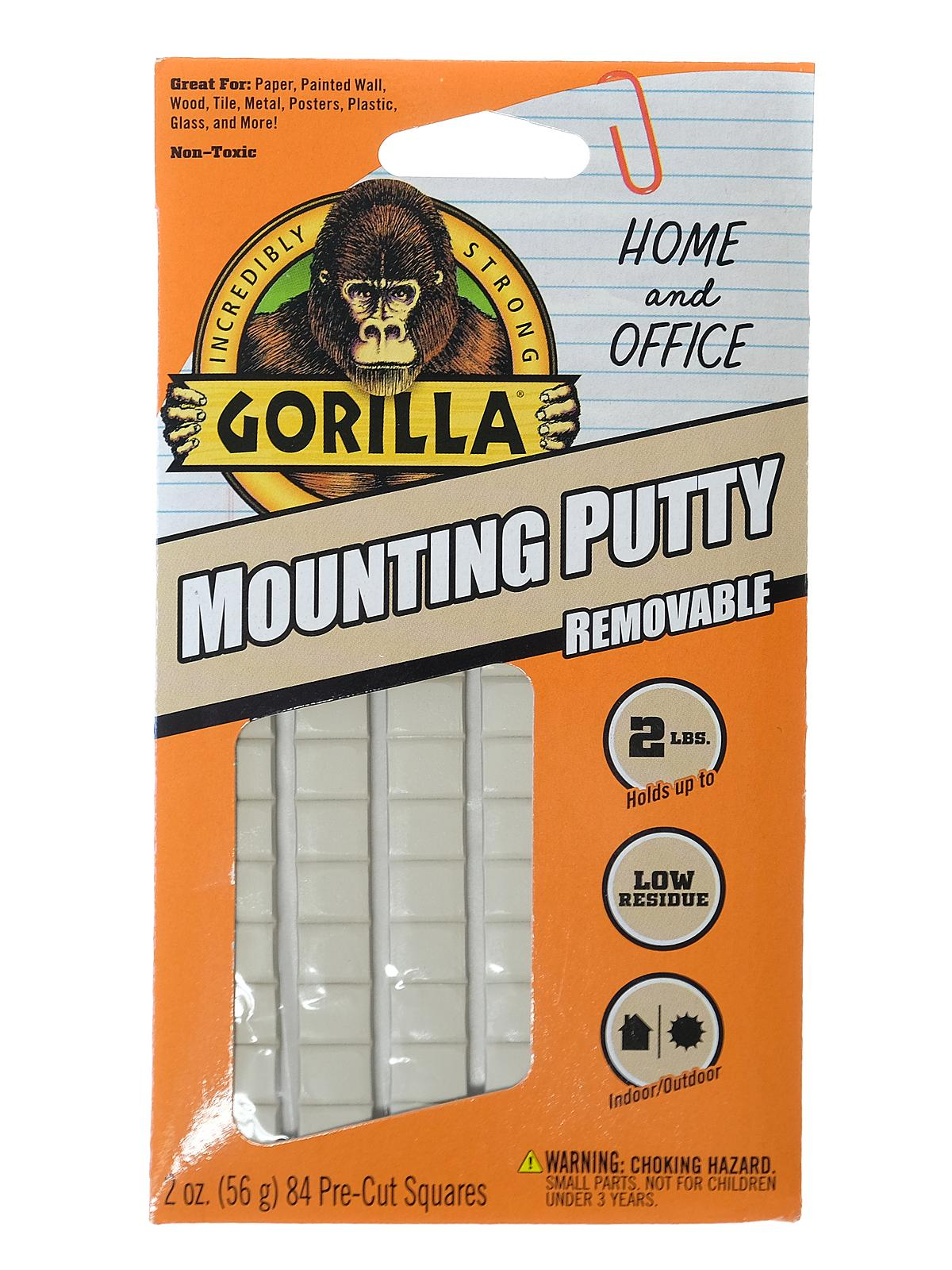 The Gorilla Glue Company - Mounting Putty