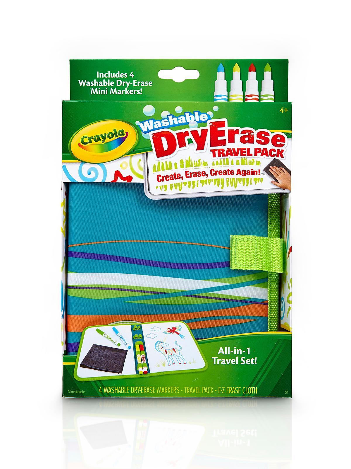 Dry Erase Washable Travel Pack