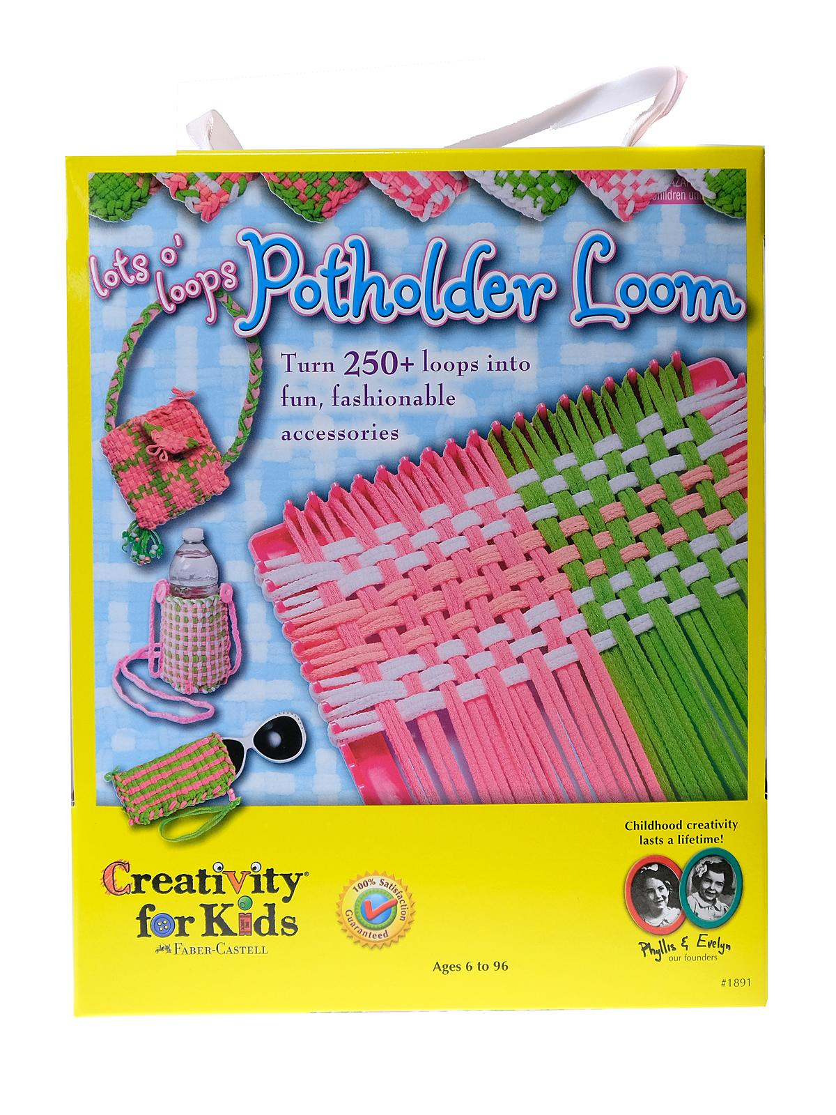 Lots o' Loops Potholder Loom