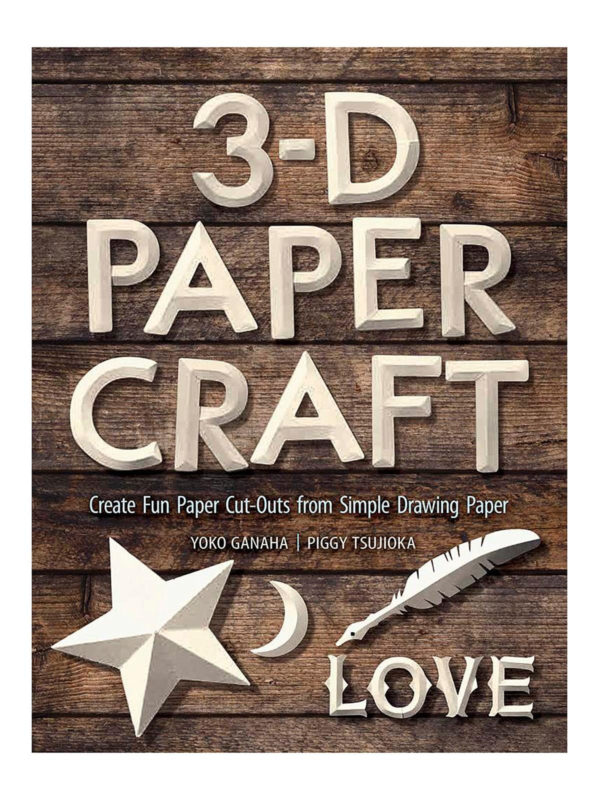 3-D Paper Craft