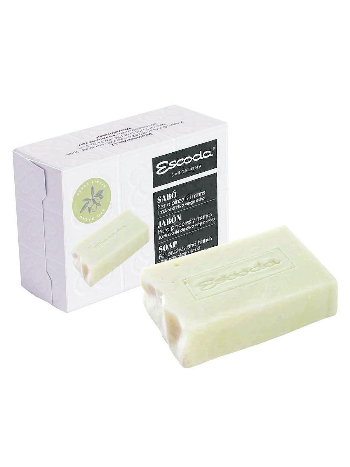 Olive Oil Brush & Hand Soap