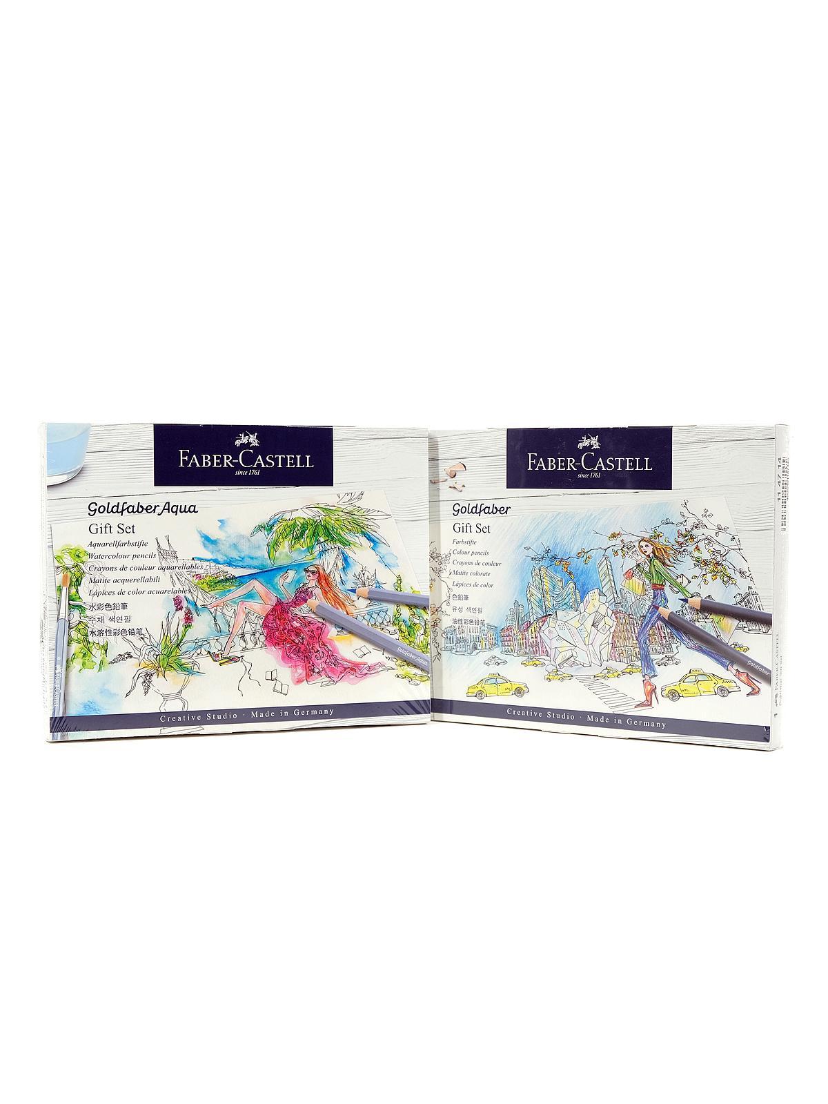 Faber-Castell - Goldfaber Gift Sets