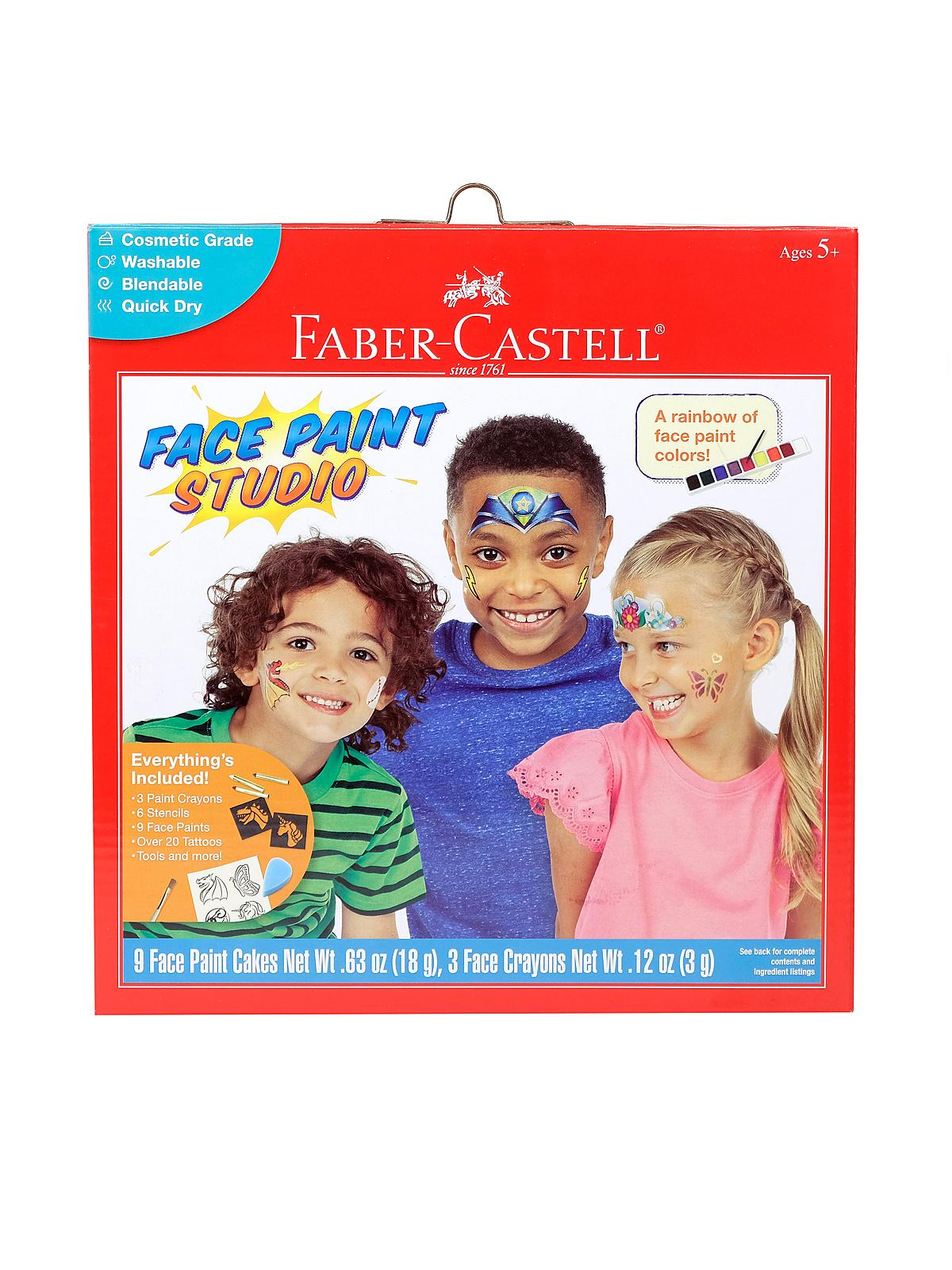 Faber-Castell - Face Paint Studio