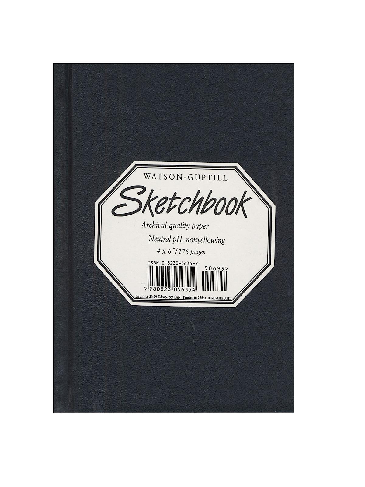Hardcover Sketchbooks