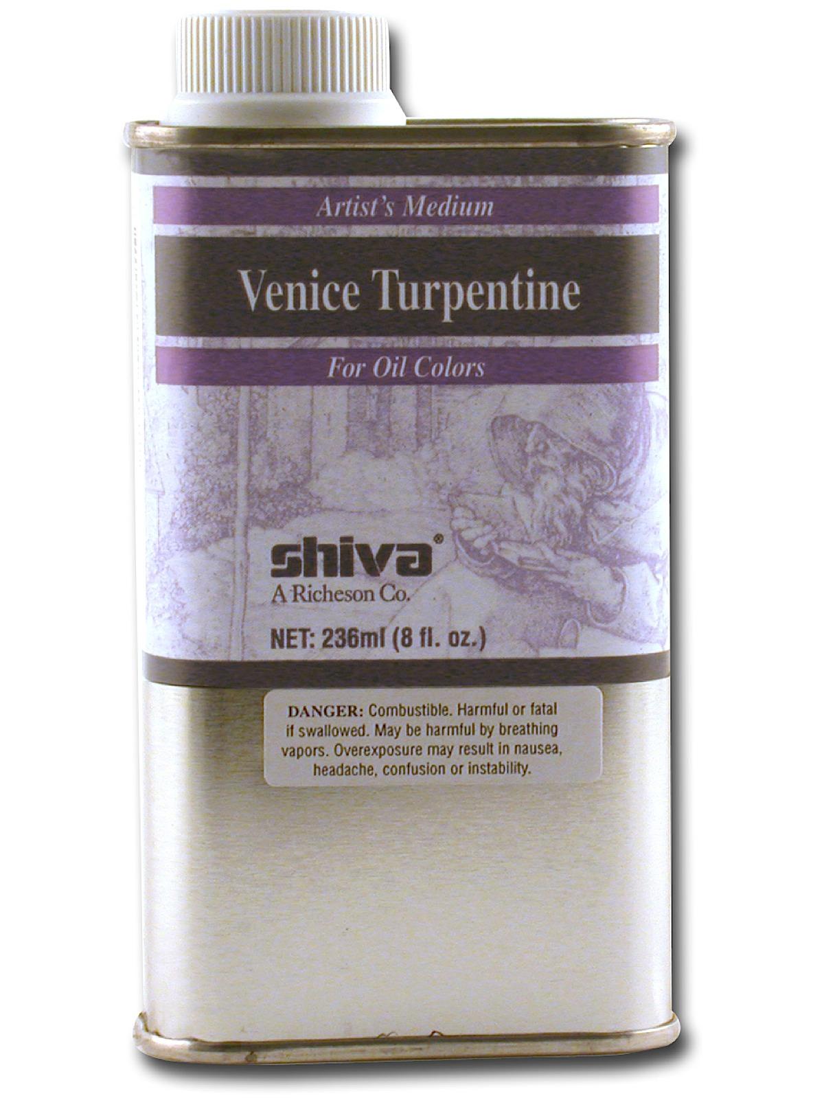 Richeson Oil Mediums Venice Turpentine
