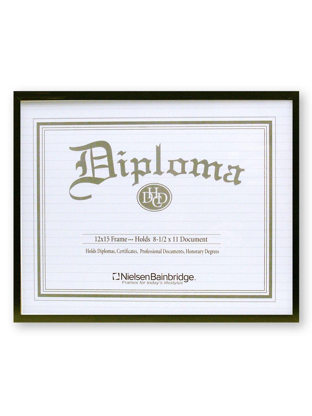 certificate frame frames metal aluminum misterart