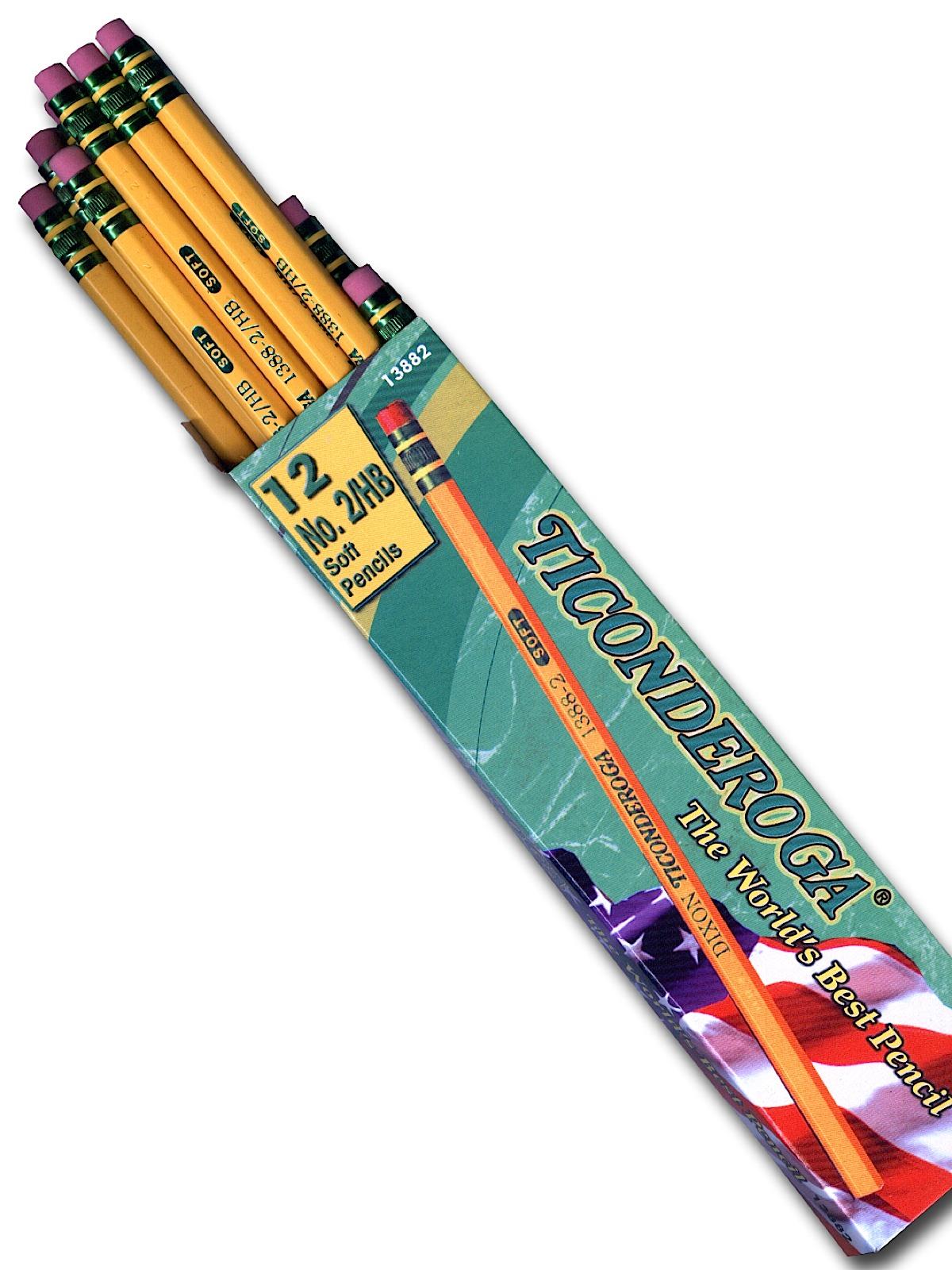 The Original Ticonderoga Pencil