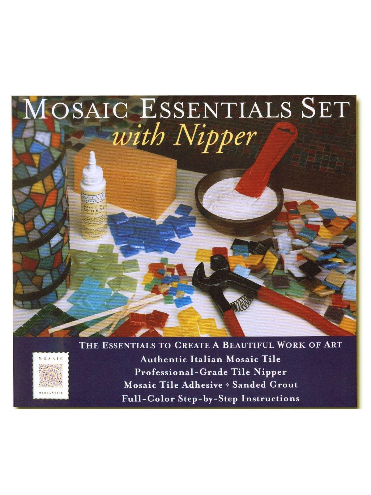 Mosaic Essentials Set with Nipper