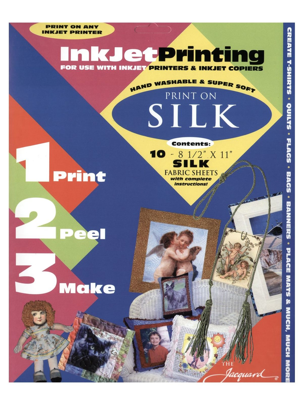 Print on Silk