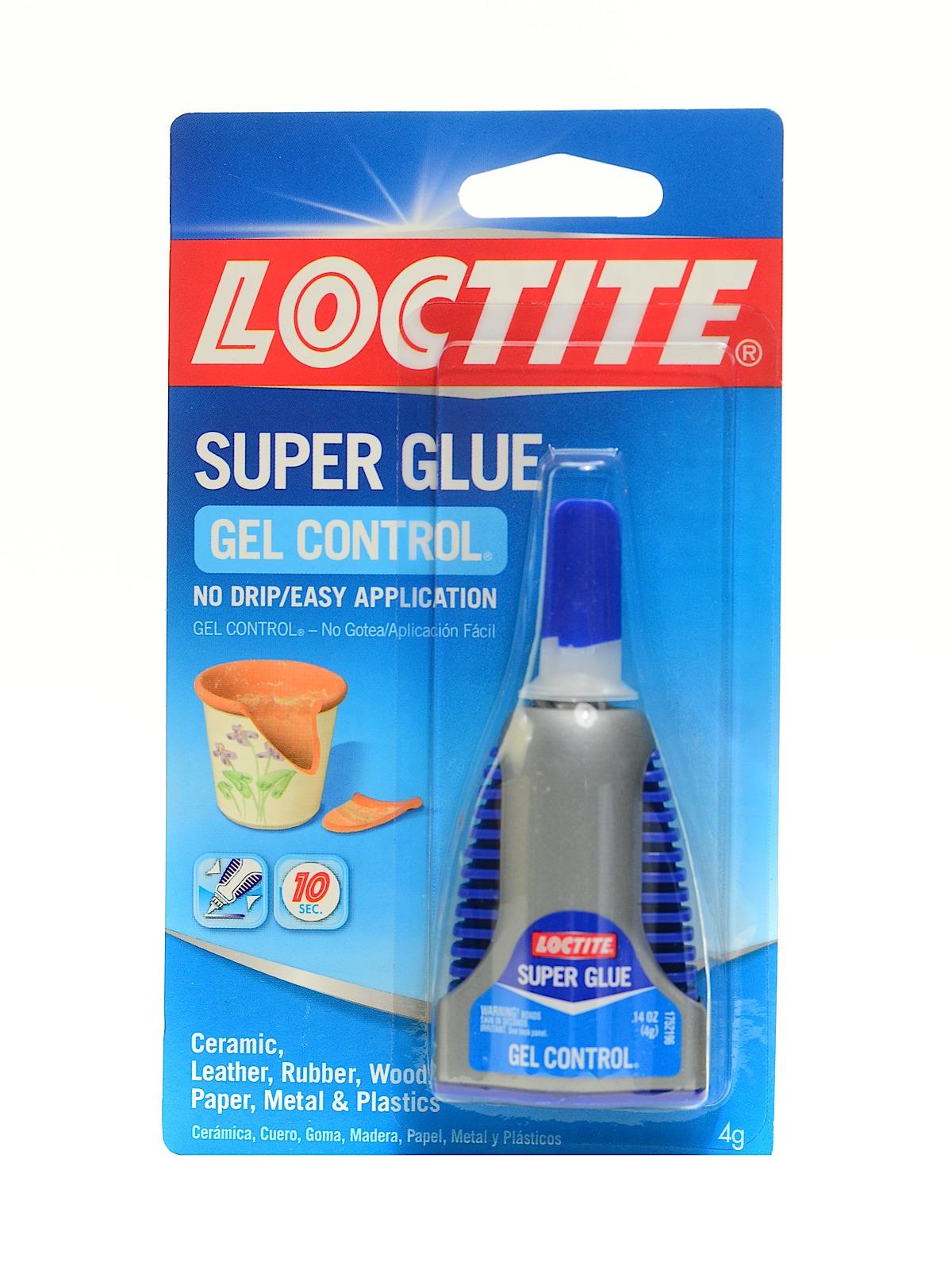 Super Glue Easy Squeeze Gel