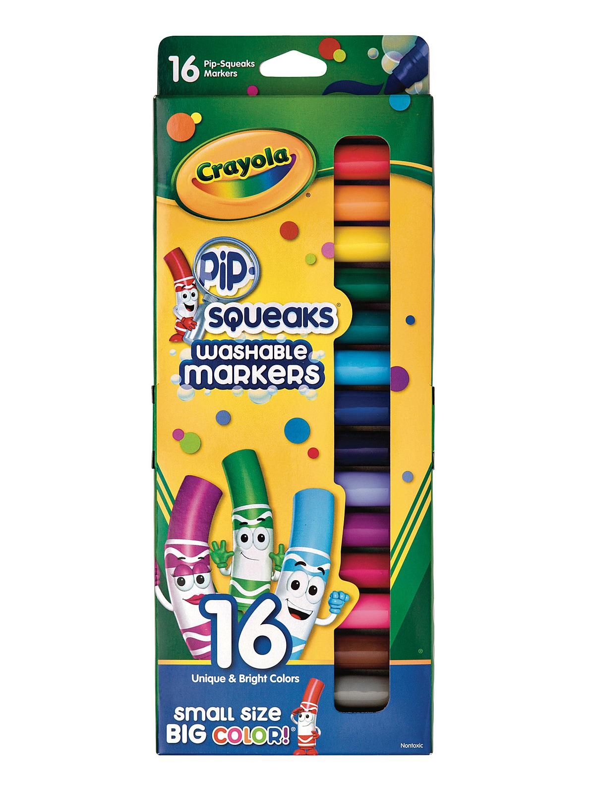 Pip-Squeaks Markers