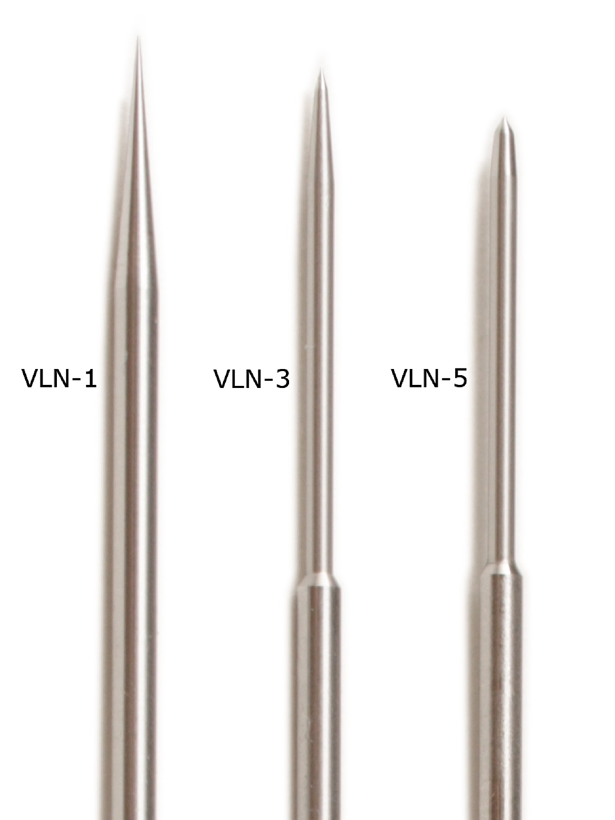 Model VL Airbrush Needles