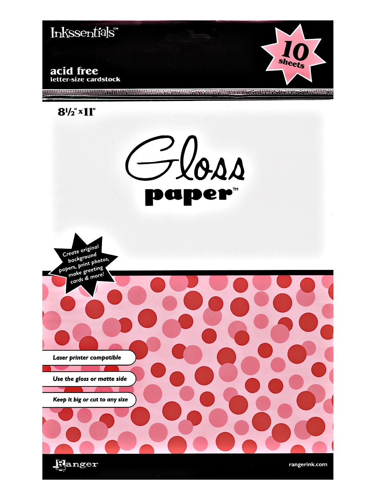 Gloss Paper
