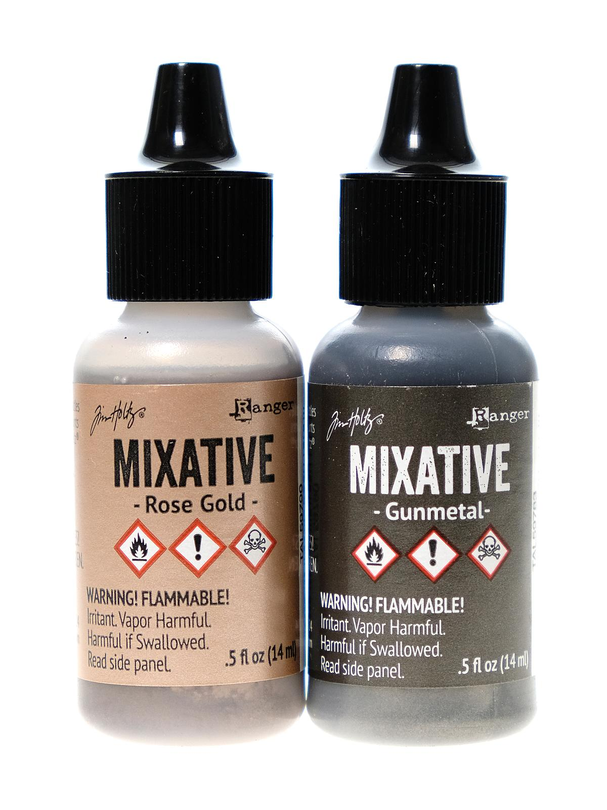 Ranger Tim Holtz Alcohol Inks Metallic Mixatives