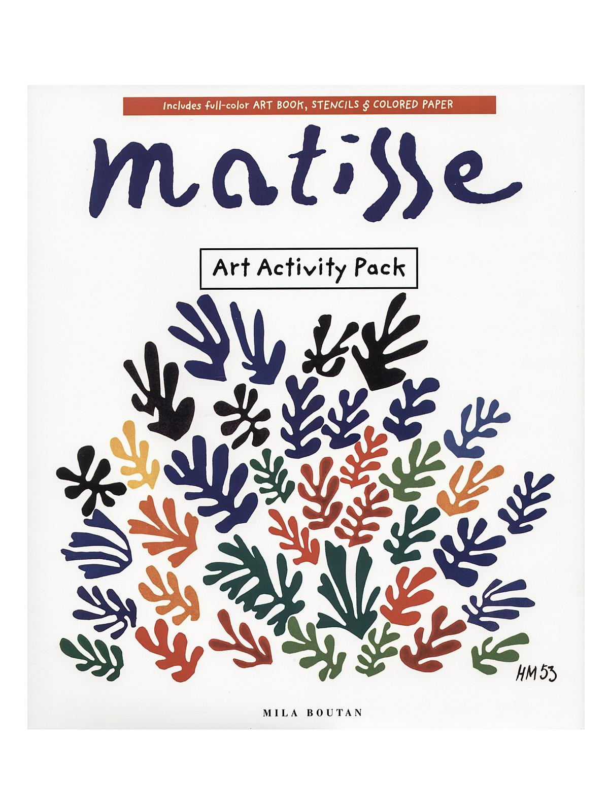 Art Activity Packs