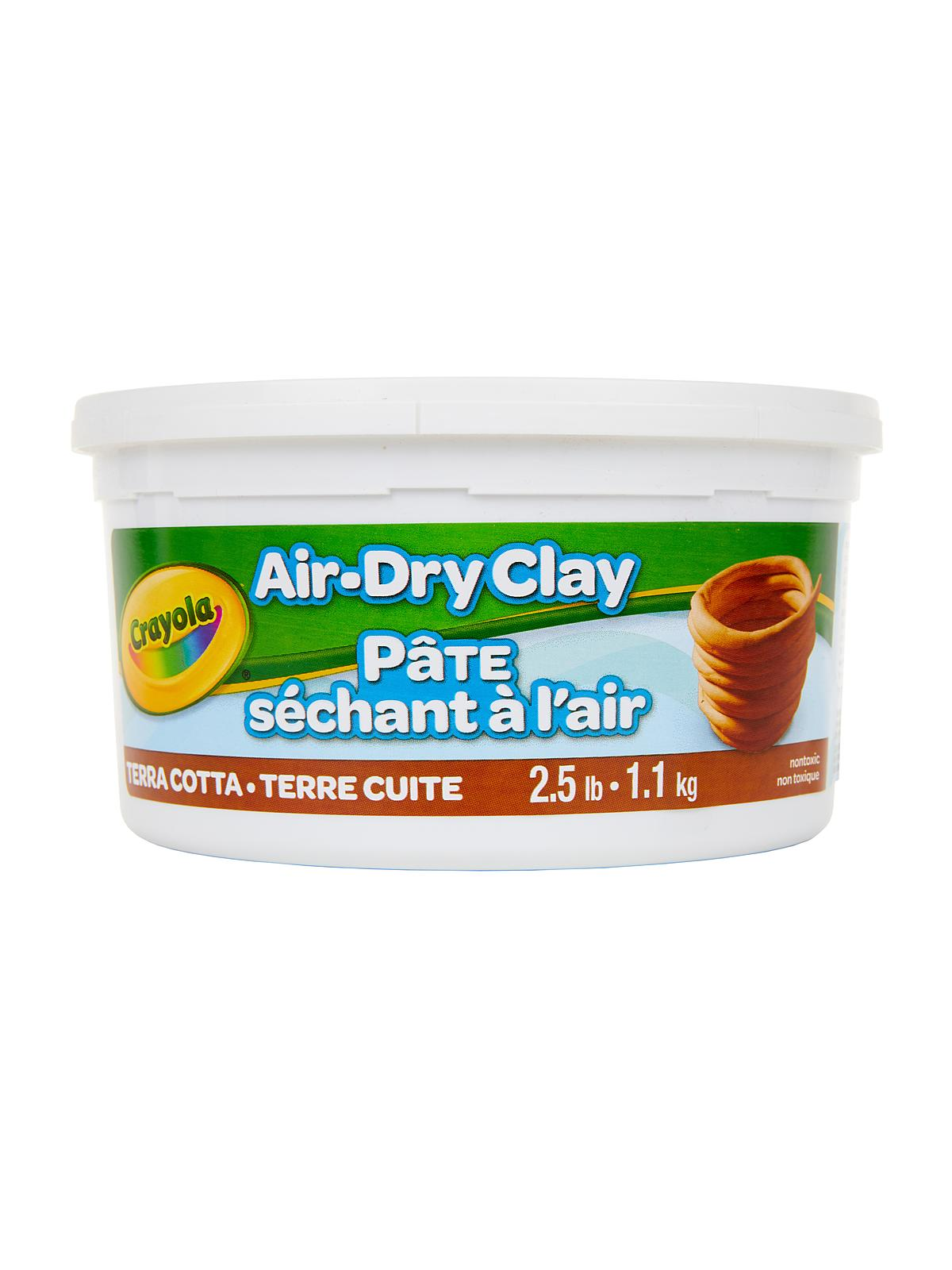 Crayola air dry clay for Air dry clay crafts