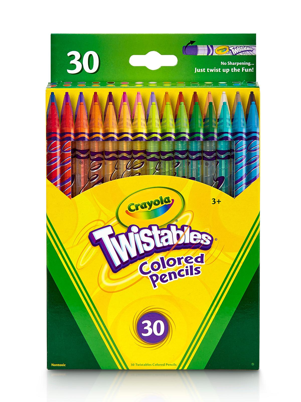 Twistables Colored Pencils