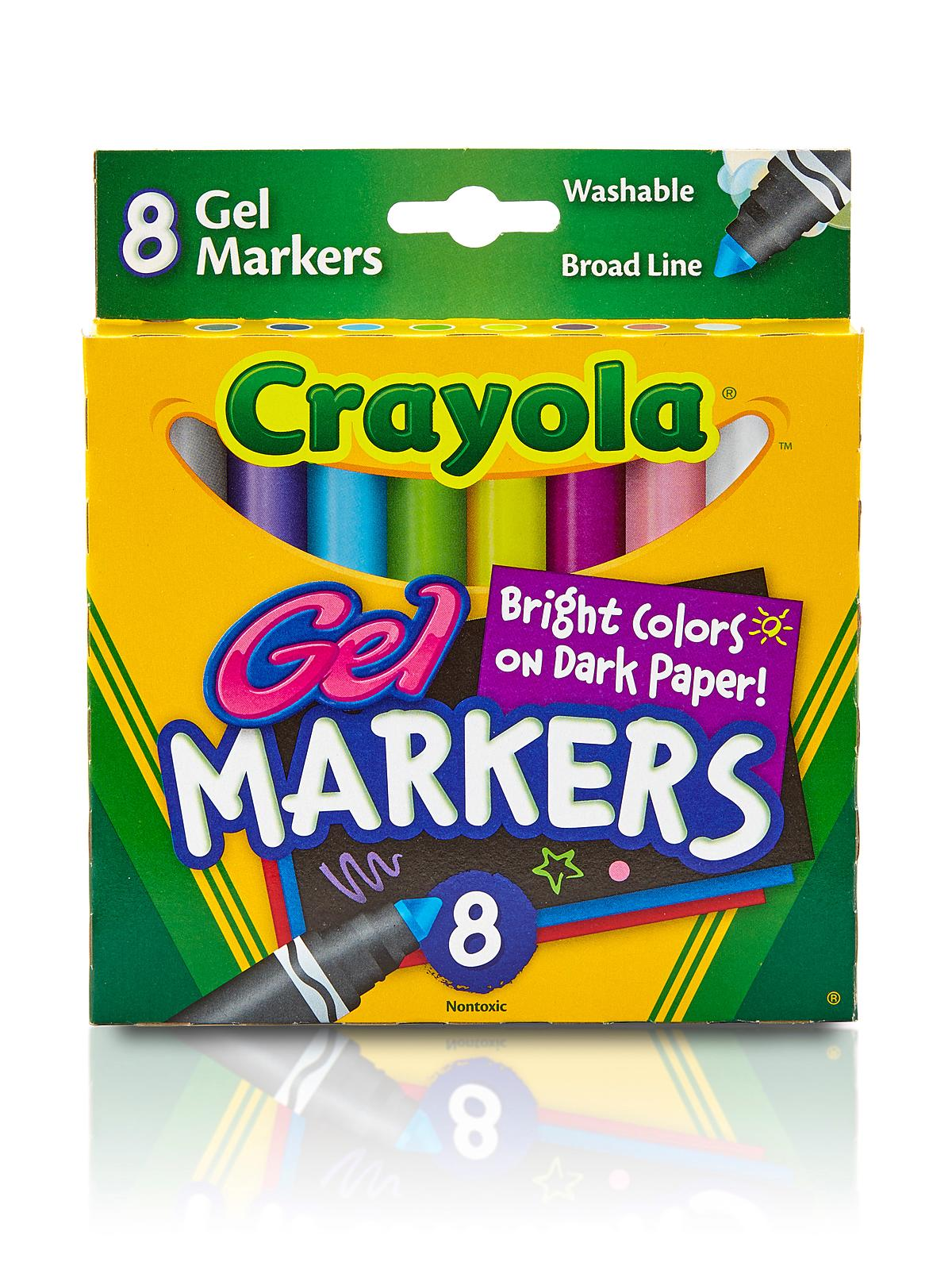 Washable Gel Markers