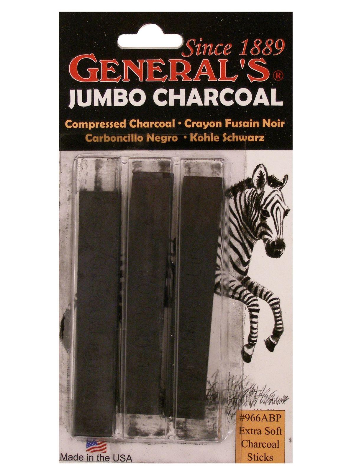 General's - Jumbo Charcoal