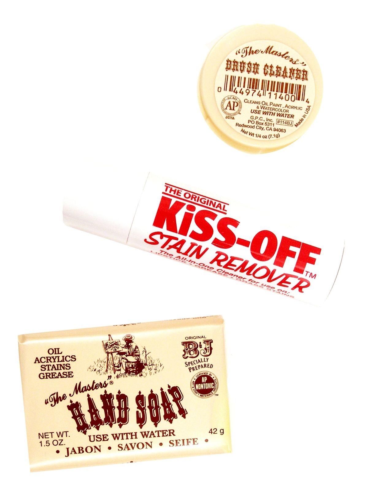Masters - Mini Clean Up Kit