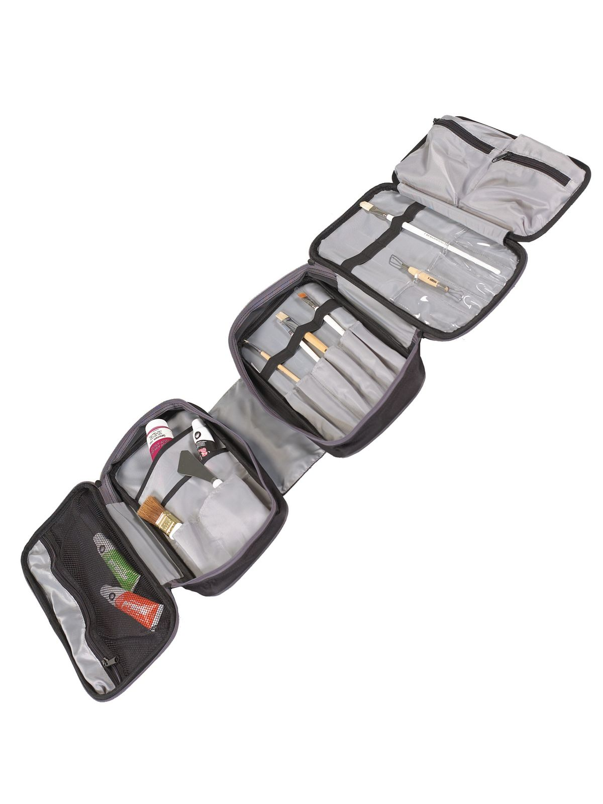 Just Stow-it Creative Double Expandable Tool Bag