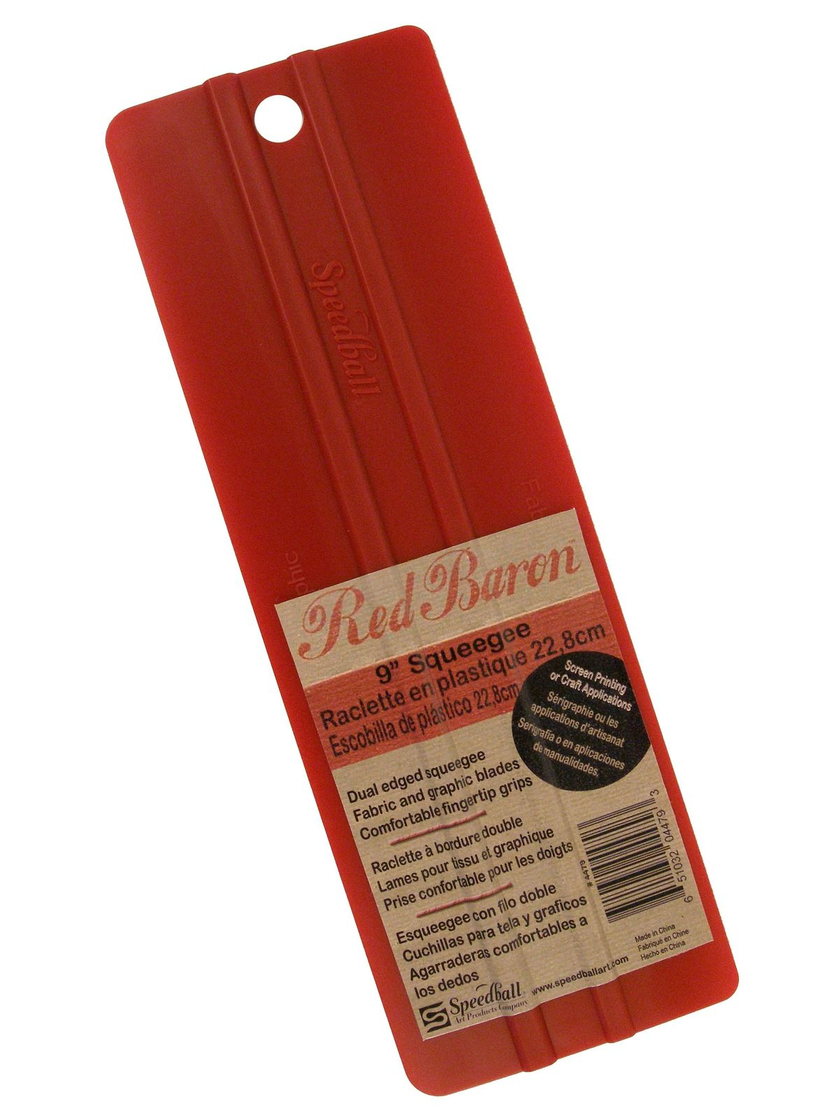 Red Baron Squeegee