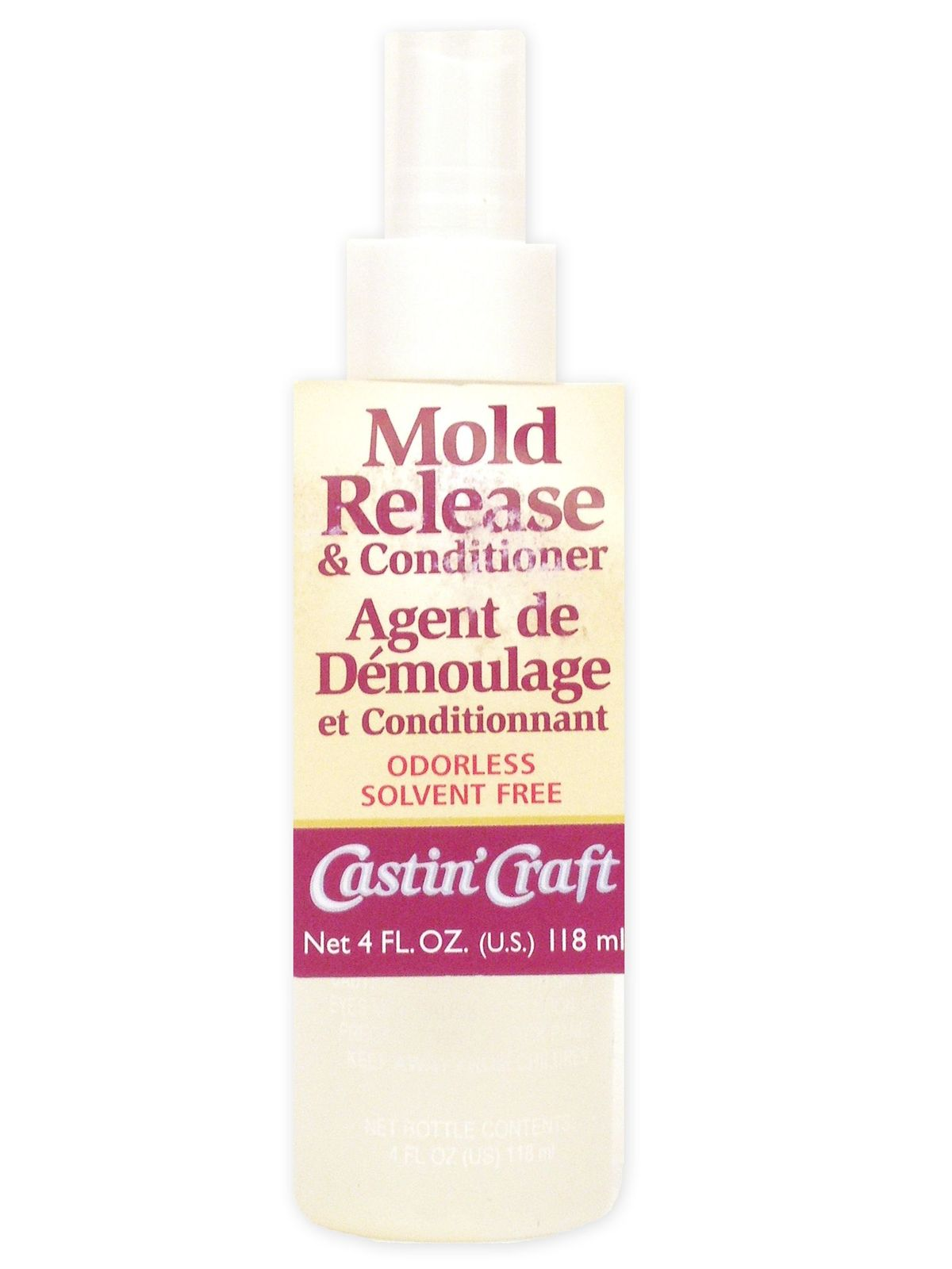 Mold Release & Conditioner