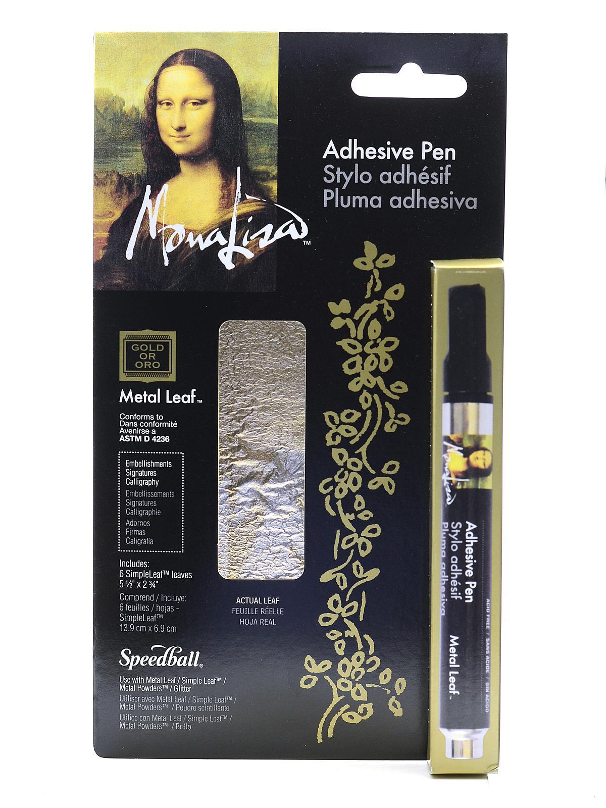 Adhesive Pen