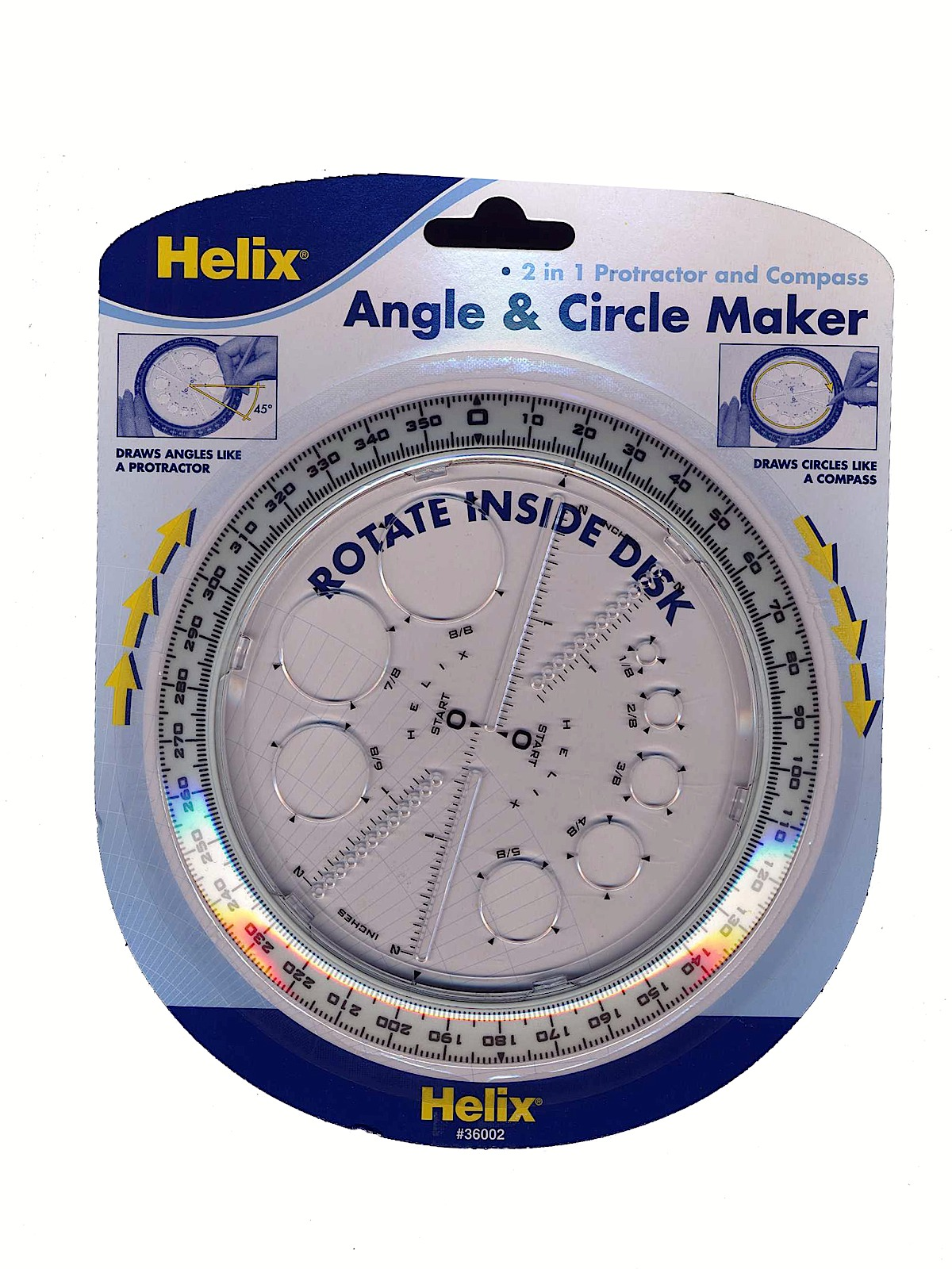 Angle & Circle Maker