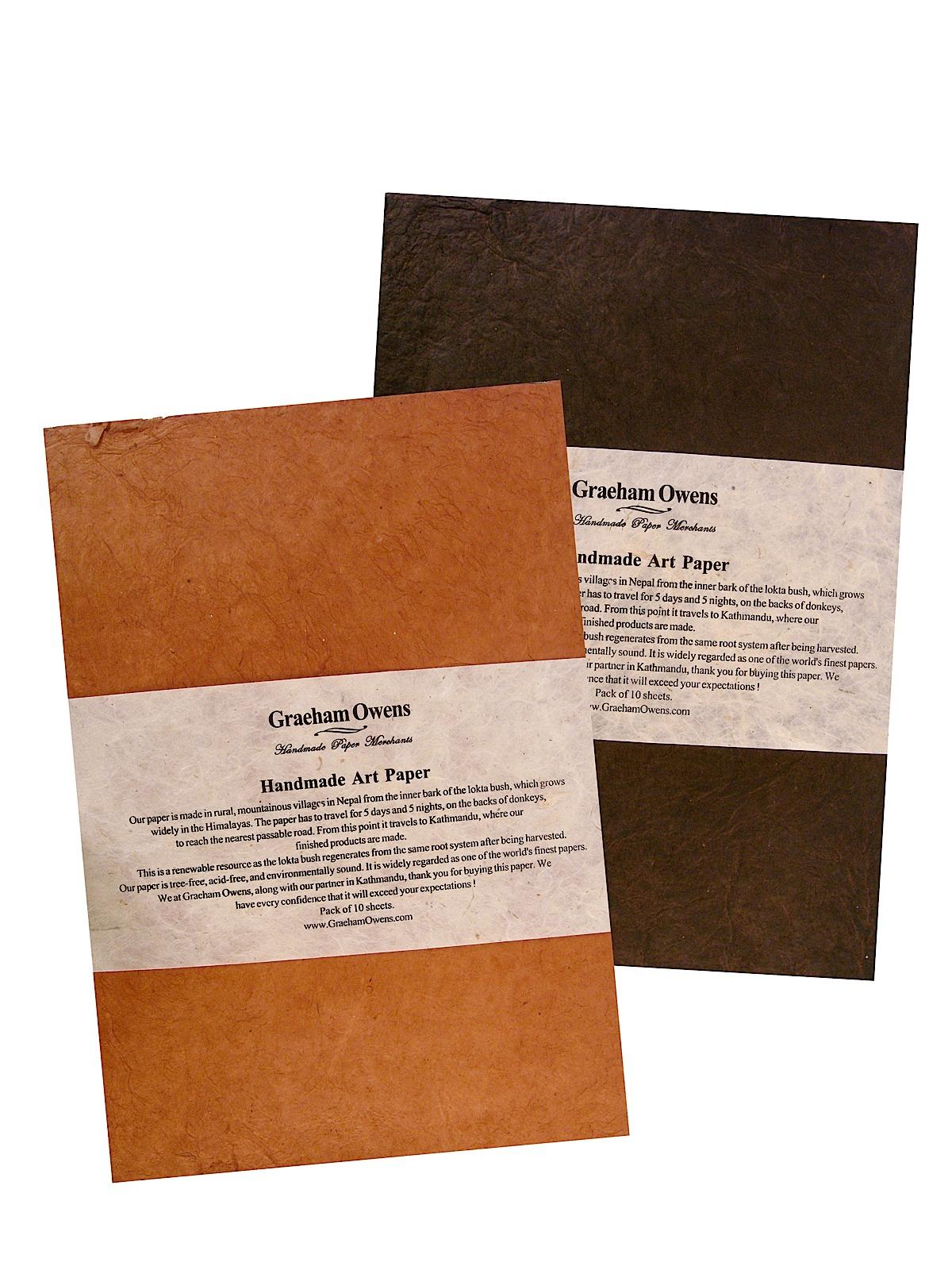 Lokta Handmade Art Paper
