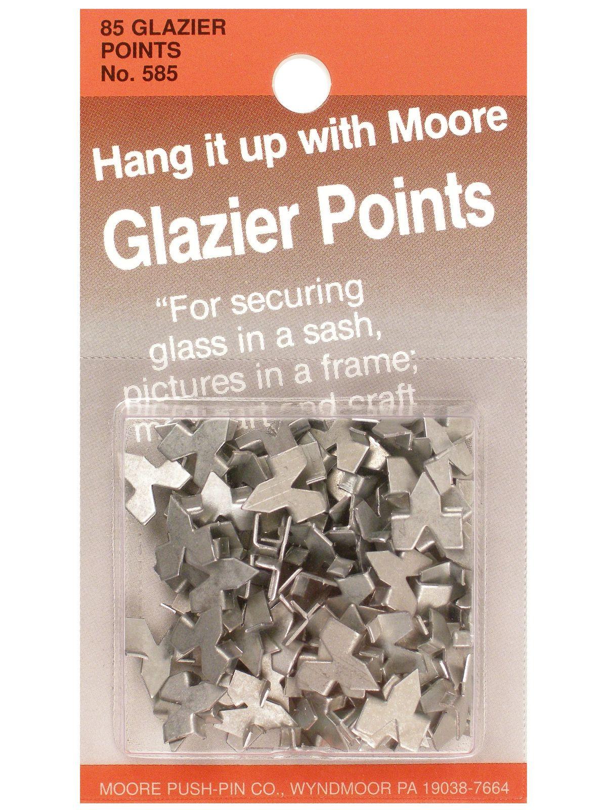 #7 Glazier Points