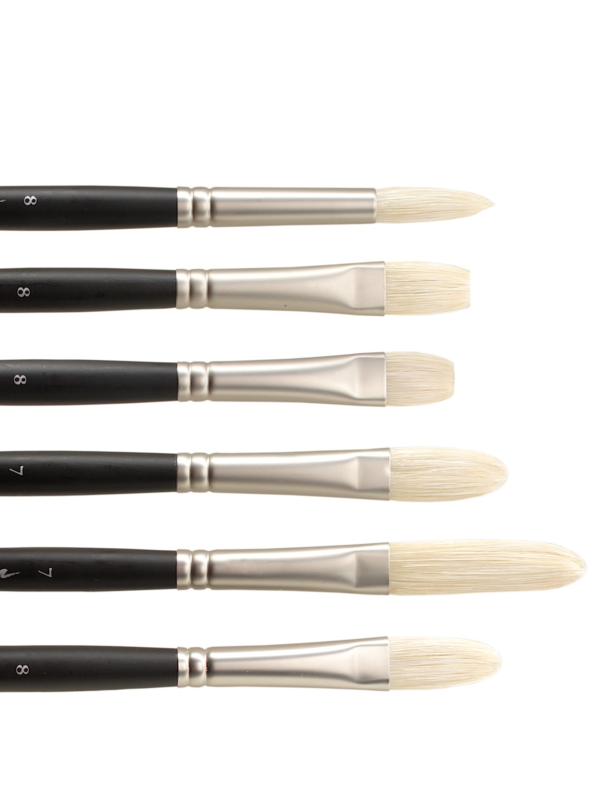 Artists' Oil Brushes
