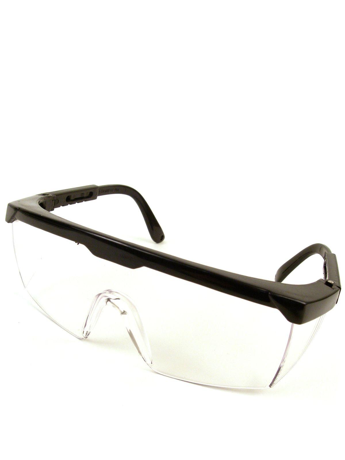 Diamond Tech - Fireworks Clear Safety Glasses
