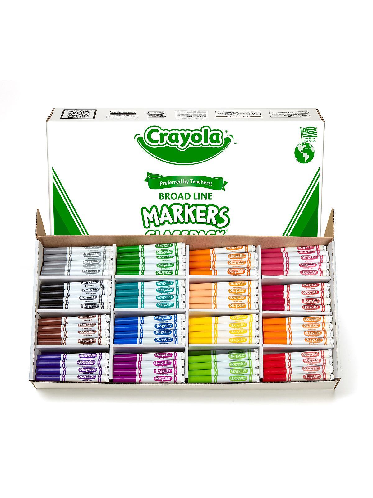 Markers Classpack