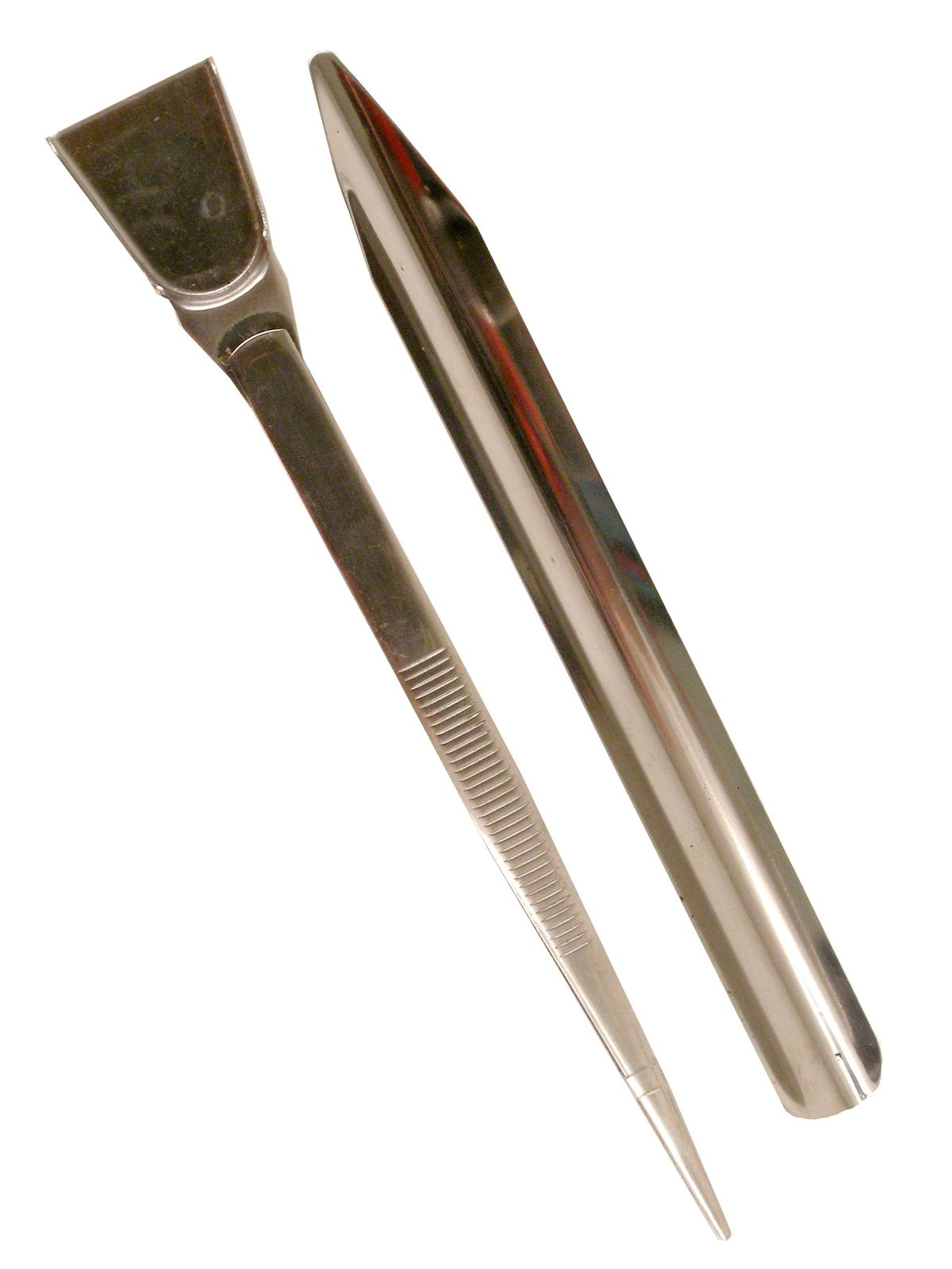 Beading Scoop with Tweezer
