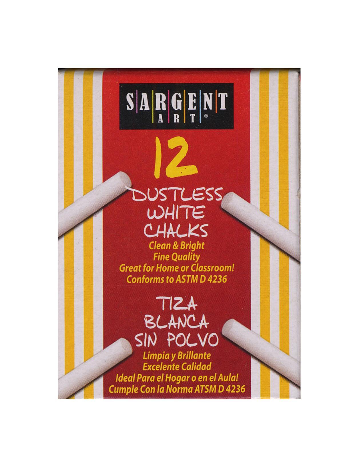 Sargent Art - Dustless Chalks
