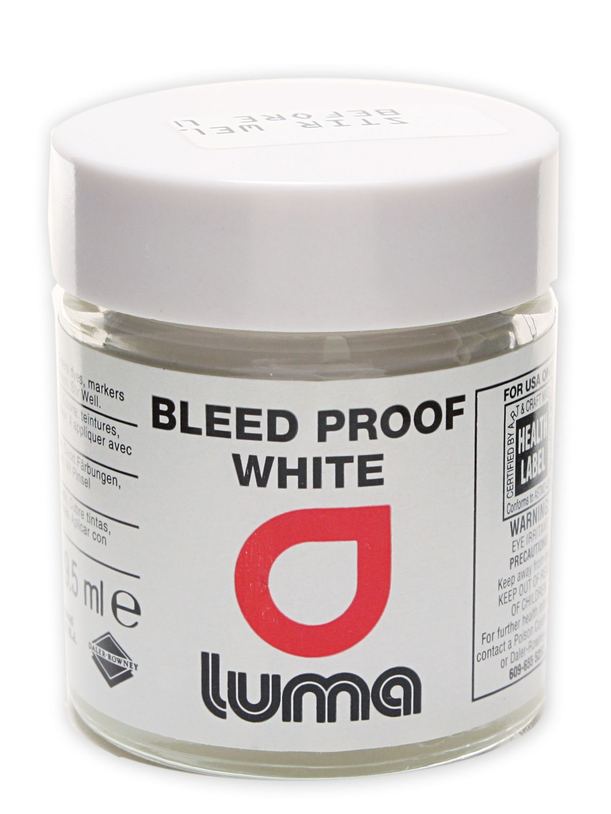 Luma Bleed Proof White
