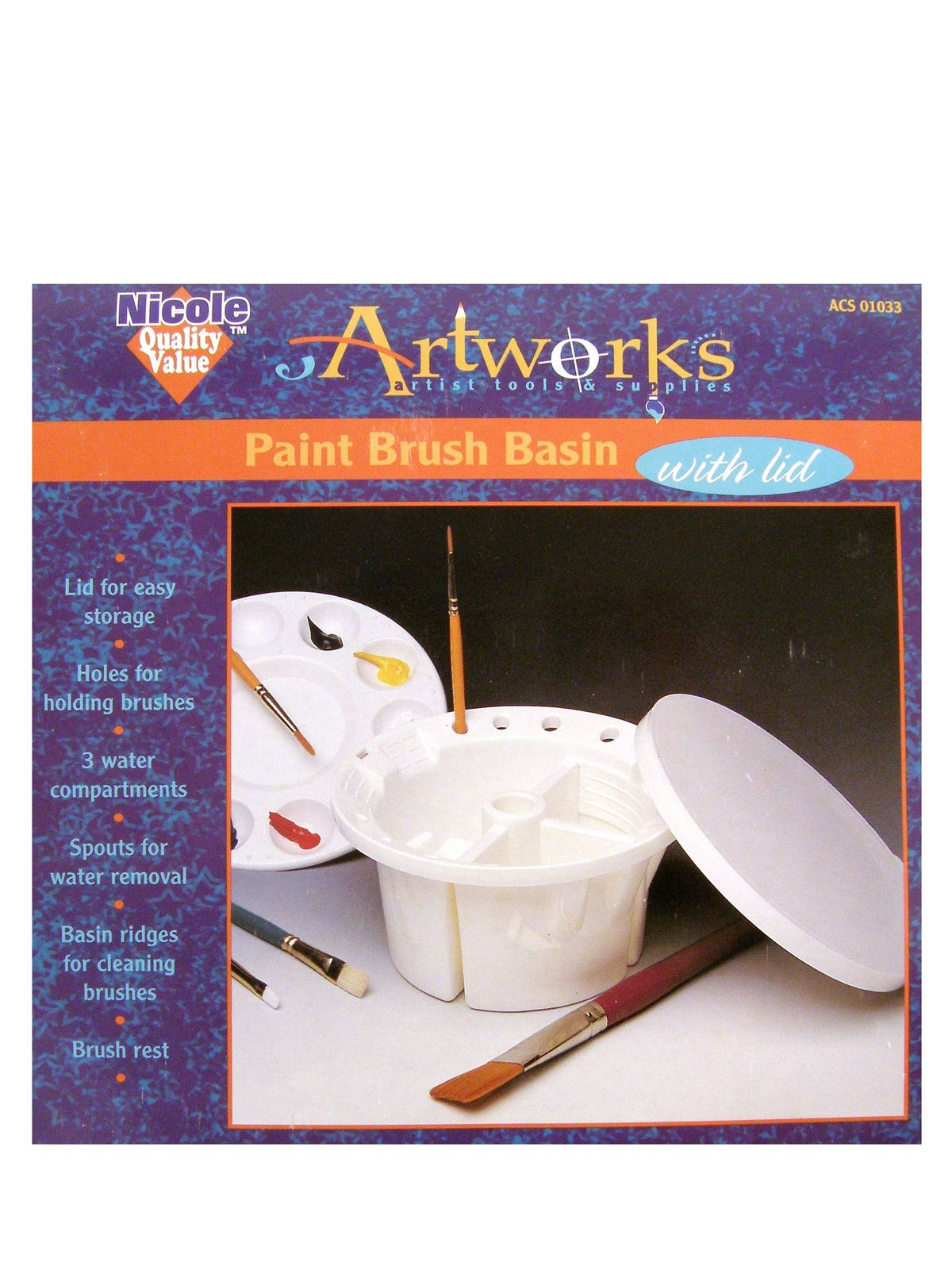 Paint Brush Basin