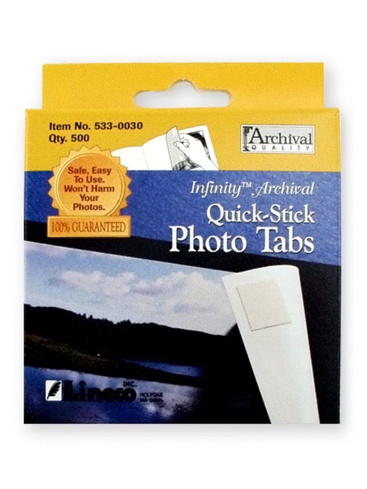 Quick Stick Photo Tabs