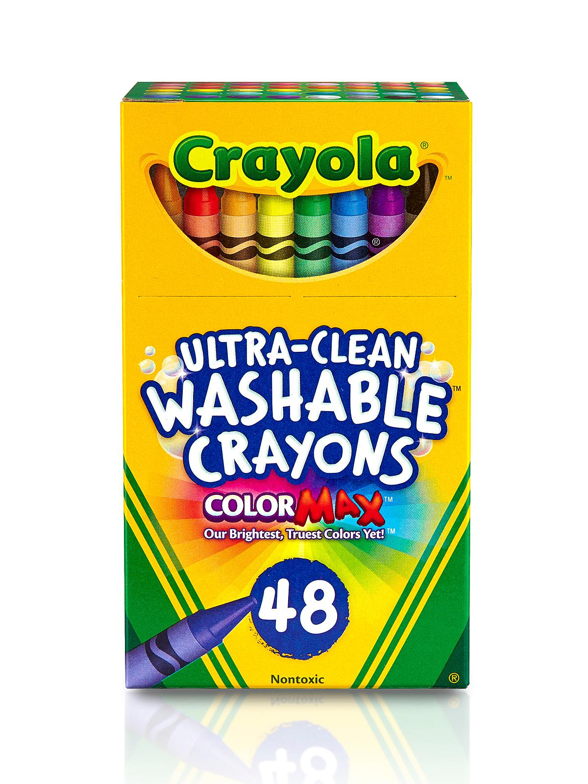 Ultra-Clean Washable Crayons
