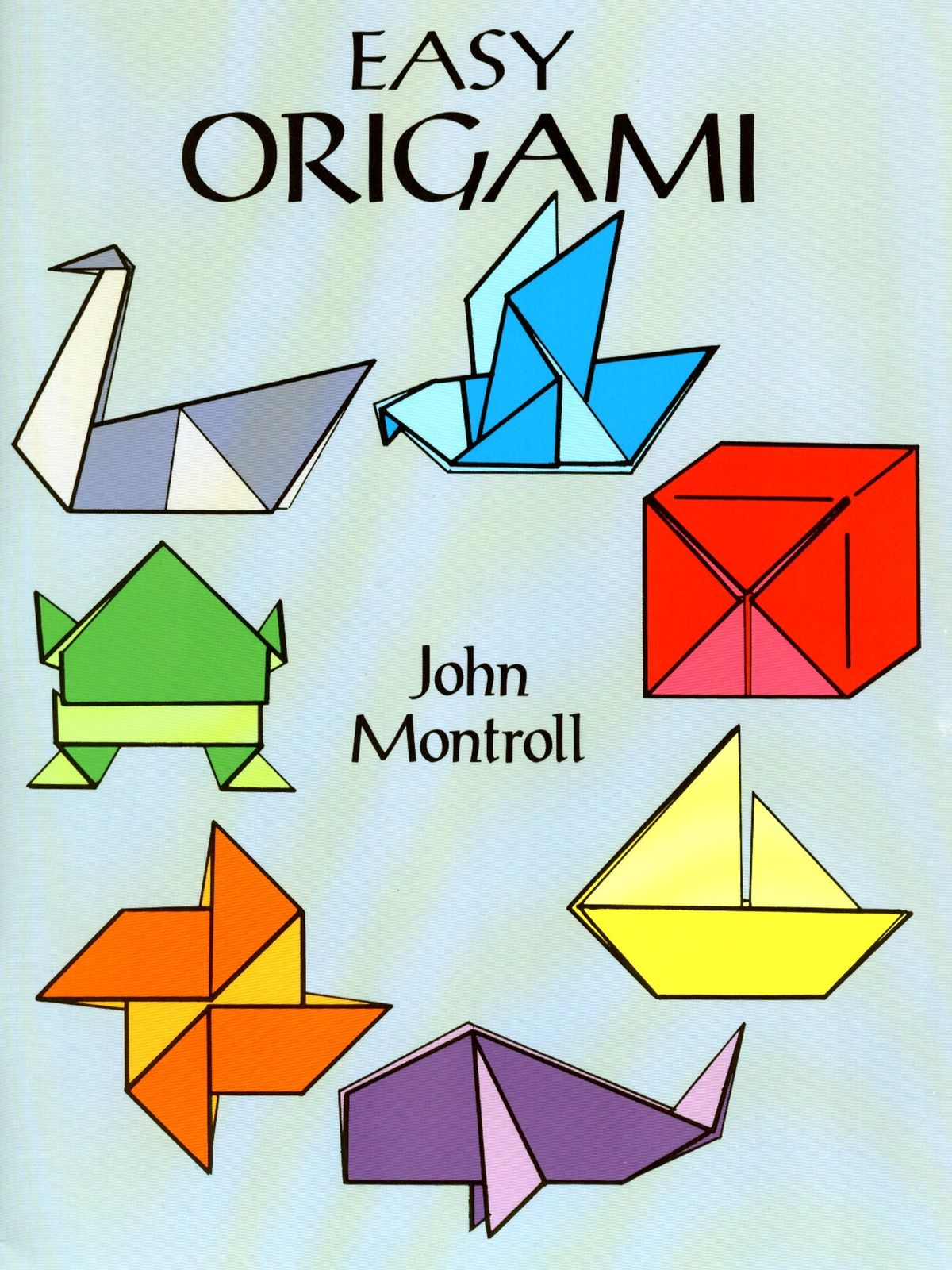 Easy Origami | MisterArt.com - photo#25