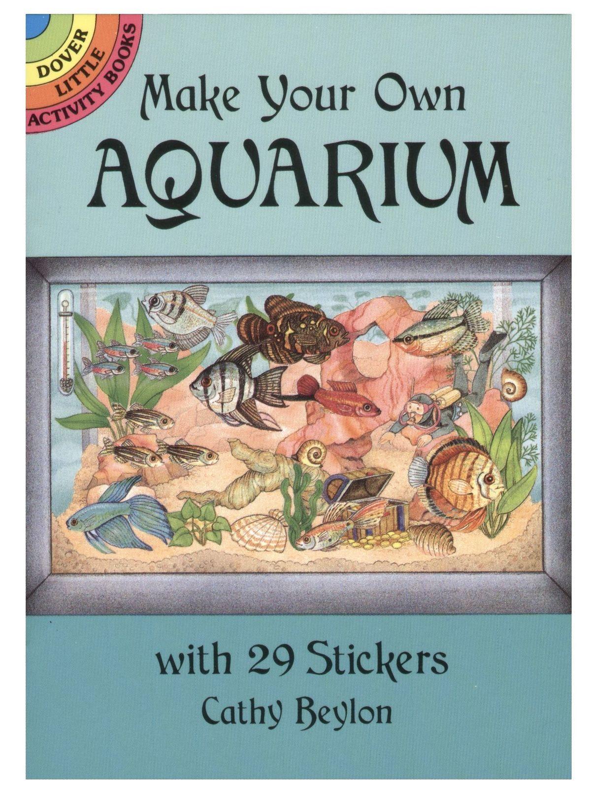 Make Your Own Aquarium Stickers