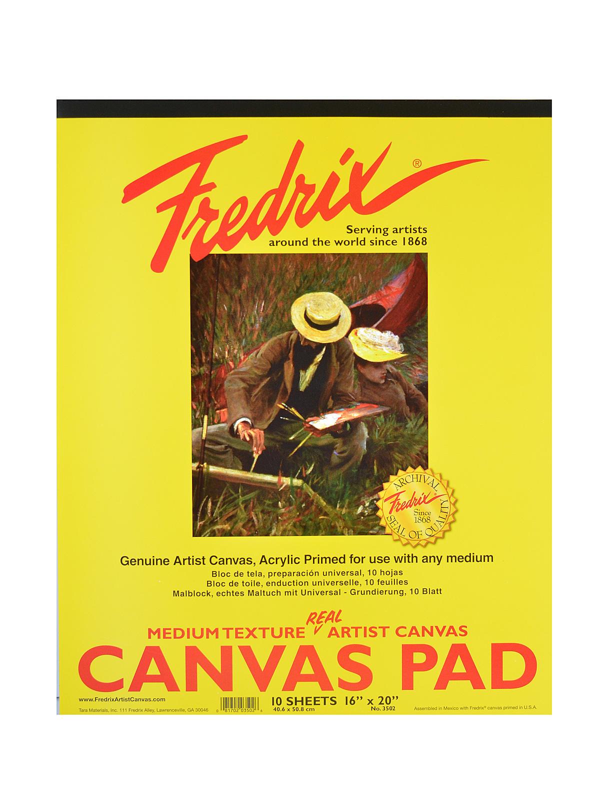 Fredrix - Canvas Pads