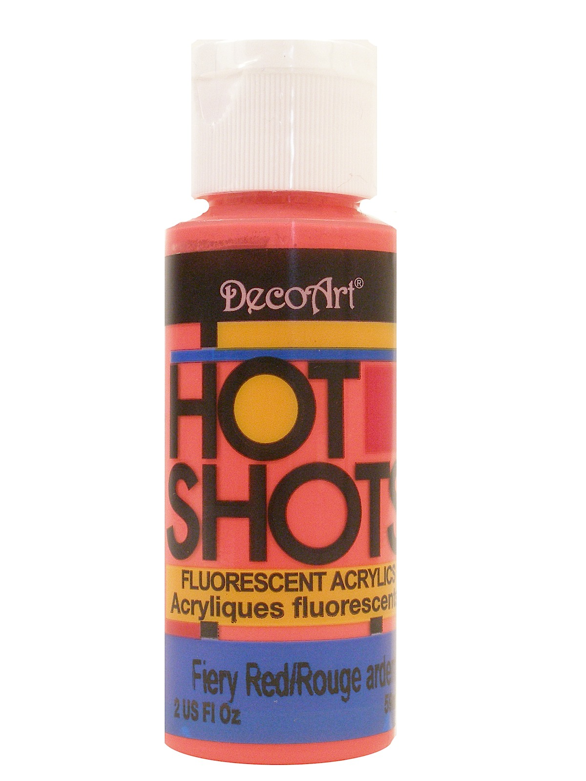 Hot Shots Fluorescent Acrylics