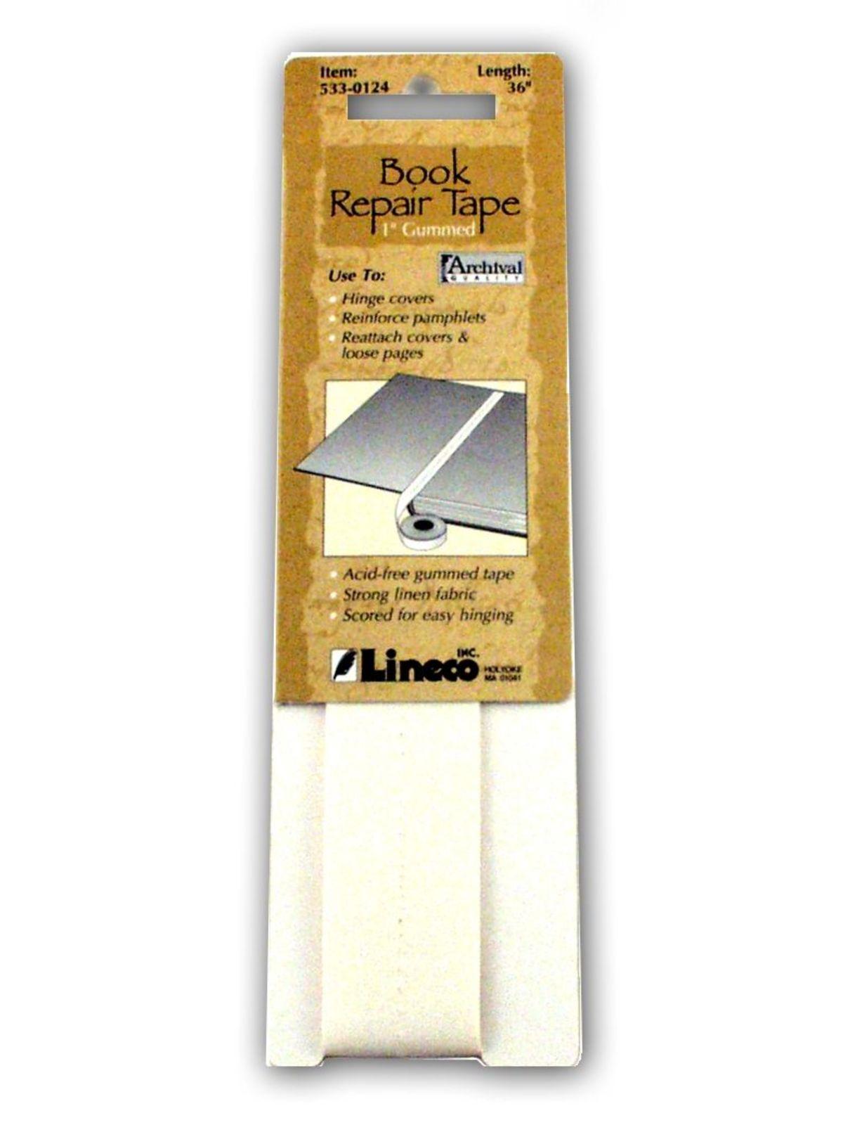 Gummed Book Repair Tape